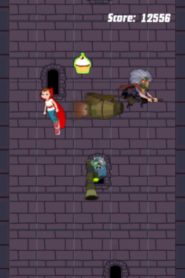 Screenshot Red's Escape